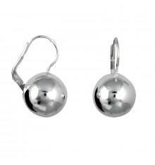 Dormeuses boule-CANYON. E-Shop bijoux-totem.fr