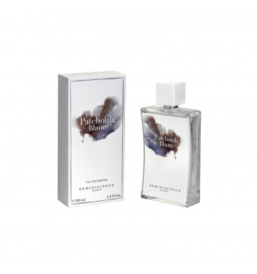 Eau de parfum Patchouli blanc