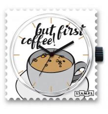 Cadran STAMPS First Coffe.E-Shop bijoux-totem.fr
