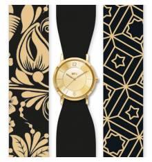 Montre BILL'S Watches- Coffret 3 bracelets. E-shop bijoux-totem.fr