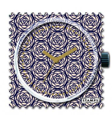 Stamps-Leilani-cadran-bijoux totem.