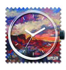 Stamps-Rocky Desert-cadran-bijoux totem.