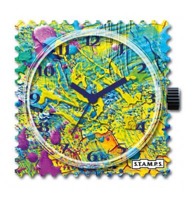 Stamps-Painting-cadran-bijoux totem.