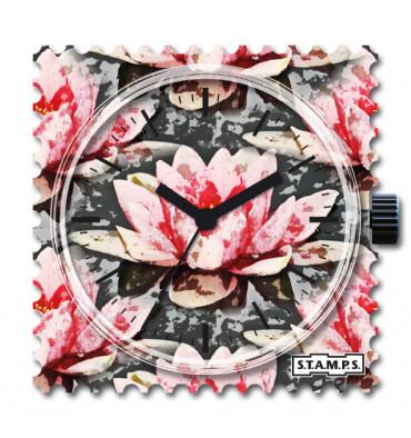 Stamps-Water-Lily-cadran-bijoux totem.