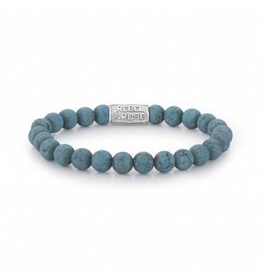Rebel & rose-mad turquoise delight-bracelet-homme-bijoux-totem.fr