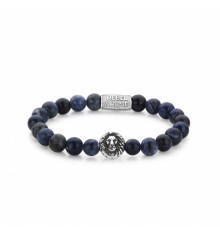 REBEL & ROSE Bracelet Midnight Blue.