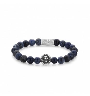 Rebel & rose-midnight blue-bracelet-homme-bijoux-totem.fr