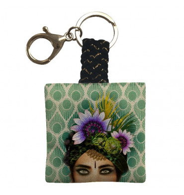 laissez Lucie faire-kali-porte clés-bijoux totem