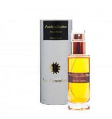 les ecuadors-eau de parfum-patchoulissimo-flacon 30ml-bijoux totem.