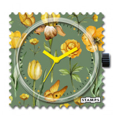 Stamps-light blossoms-cadran-montre-bijoux totem.