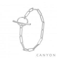 canyon-bracelet-argent 925-bijoux totem.