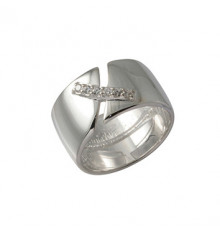 canyon-bague-anneau-argent 925-bijoux totem.