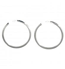 canyon-créoles-boucles d'oreilles-argent 925-bijoux totem.
