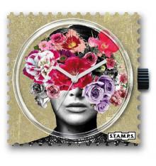 Cadran STAMPS Head Full Of Flowers-Vente en ligne bijoux-totem.fr