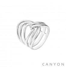 canyon-bague-argent 925-bijoux totem.