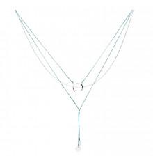 doriane-moonlight-Argent 925-collier-3 rangs-bijoux totem.