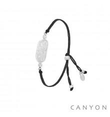 canyon-bracelet-ajustable-argent 925-bijoux-totem.fr